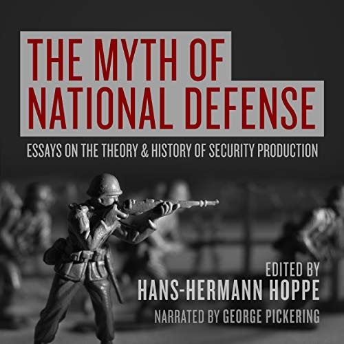 The Myth of National Defense cover art