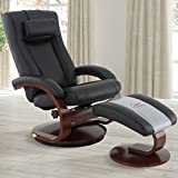 Comfort Chair Hamar Recliner, Merlot