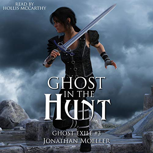 Ghost in the Hunt  By  cover art