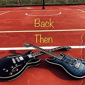 Back Then (feat. Carlos Ramos)