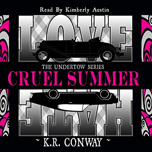 Cruel Summer audiobook cover art
