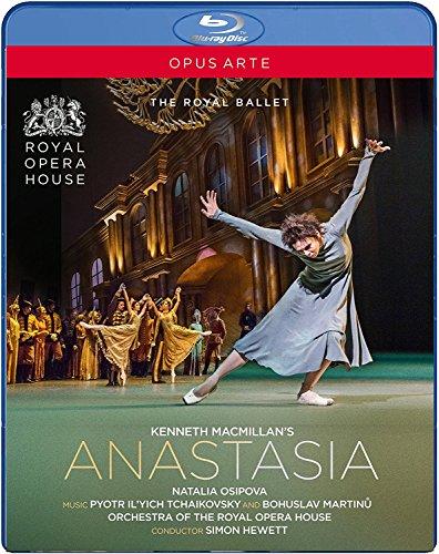 Kenneth Macmillan\'s Anastasia [Blu-ray]