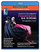 Mercadante: Francesca Da Rimini [Blu-ray]