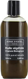 Organische Hennep Olie 100ml Hemp Oil Verkregen door 1e Koude Persing Verzorgings Olie voor Oudere Huid Natuurlijke Anti R...