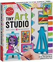 Klutz Tiny Art Studio Craft Kit
