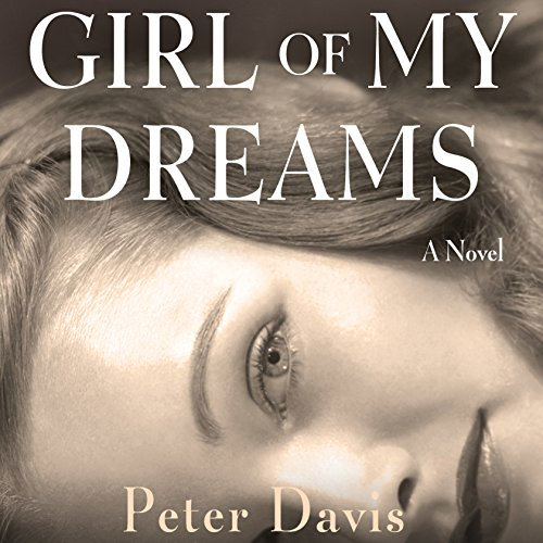 Girl of My Dreams audiobook cover art
