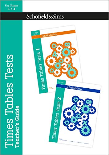 Times Tables Tests Teacher's Guide: KS1/KS2 Maths, Ages 5-11