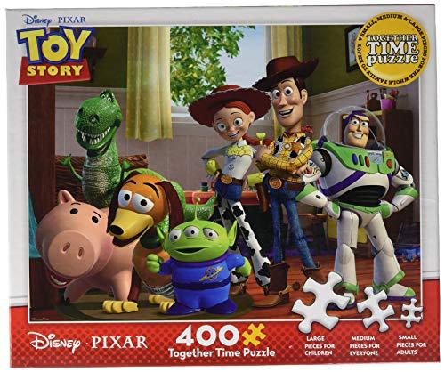 Ceaco Disney Pixar Together Time 400 Piece Puzzle