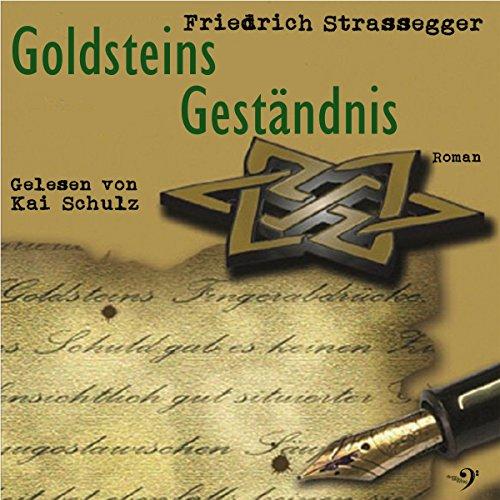 Goldsteins Geständnis Titelbild
