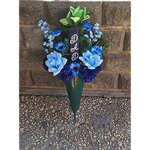 DAD Cemetery Flowers
