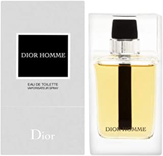 Dior Homme By Christian Dior For Men. Eau De Toilette Spray 3.4 Ounces