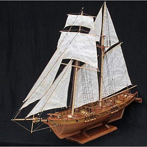 LYXin Modelo de Barco Modelo Escala 1/96 Clásicos Antiguos
