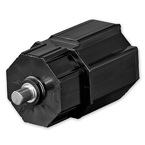 Walzenkapsel für Achtkant Rolladenwelle SW 70, außenliegender Achsstift 12 mm, SW 60 Aufnahme für Gurt- und Begrenzungsscheiben, von EVEROXX®