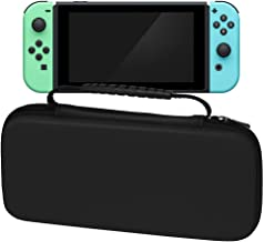 Carry Case Compatible With Nintendo Switch - Protective Hard Portable Travel Carry Case Shell Pouch for Nintendo Switch Co...