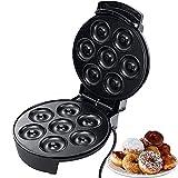 Maquina De Desayuno, Máquina Compacta Para Aperitivos, Máquina Para Hacer Donas Para Muffins, Mini Máquina/Máquina Para Hacer Donas Para 7 Donas, Fácil Limpieza, 750w