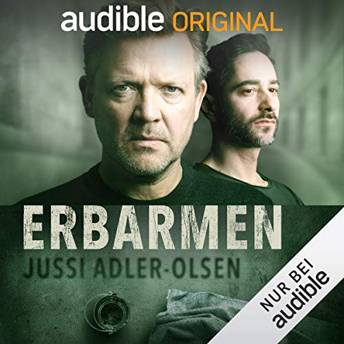 Erbarmen - Carl Mørck audiobook cover art