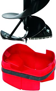 Strikemaster Snap Cap Power Auger Blade Protectors for 10-Inch Power Lazer