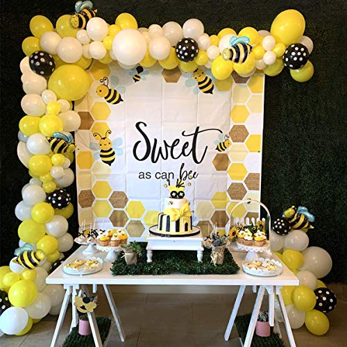 Bee Balloon Garland Arch Kit