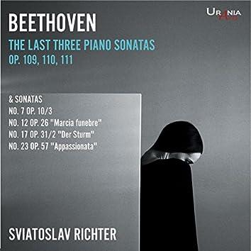 Beethoven: The Last Three Piano Sonatas