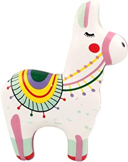 Xuways Christmas Squishy Toys Party Favors for Kids, Christmas Color Horse Kawaii Sweet Scented Squishies Slow Rising Kids Toys Doll, Simulation Toy for Autism, ADHD and Stress Relief
