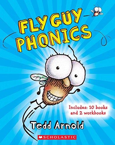 Fly Guy Phonics Boxed Set