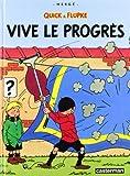 Quick et Flupke, tome 8 - Vive le progrés