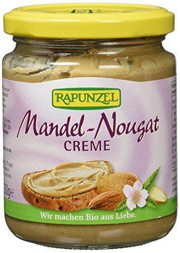 Rapunzel Mandel-Nougat-Creme, 250 g