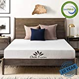 FluffyCloud 8 inch Gel Memory Foam Mattress for Single Size Bed