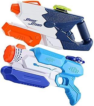 2-Pack JUOIFIP Water Guns