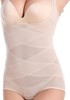 MANTORS Women's Shapewear Bodysuits Waist Trainer Body Shaper Underbust Corset Jumpsuit
