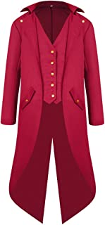 Best red coat costume for sale Reviews