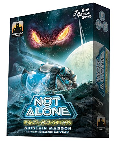 Stronghold Games STG07110 Not Alone Exploration - Juego de Mesa [Importado de Alemania]