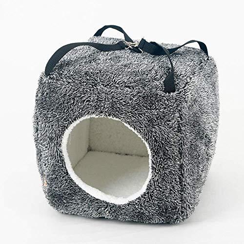 ZXL huisdier hangmat huis ontwerp huisdier opgehangen hond bed knuffelig kat grot huisdier slaapzak