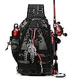 FISKINER Pro Fishing Backpack...