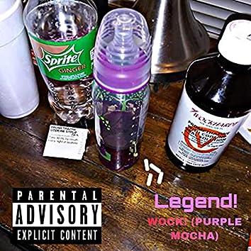 Wock! (Purple Mocha)