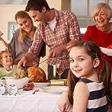 Relaxdays, beige-weiß Teelichthalter Set, Blattschale, Deko Sand, Kieselsteine, Kerzenhalter, stimmungsvolle Tischdeko, Standard - 4