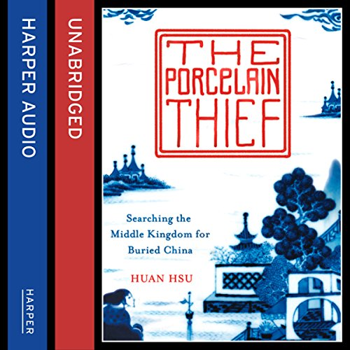 The Porcelain Thief audiobook cover art