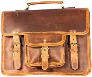 kodiak leather satchel