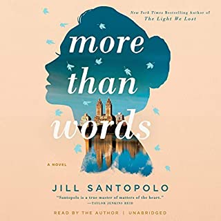 More Than Words audiobook cover art