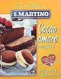 S.MARTINO Cioccolate da forno, carruba e cacao