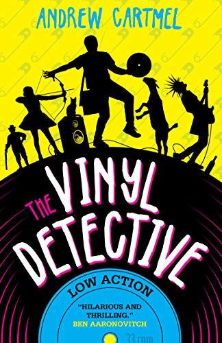 The Vinyl Detective - Low Action (Vinyl Detective 5) (English Edition)