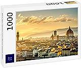 Lais Puzzle Vista sobre Florencia del Michel Angelo Plaza 1000 piezas
