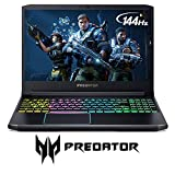 Acer Predator Helios 300 Gaming Laptop, Intel Core i7-9750H, GeForce GTX 1660 Ti, 15.6' Full HD 144Hz Display, 3ms Response Time, 16GB DDR4, 512GB PCIe NVMe SSD, RGB Backlit Keyboard, PH315-52-710B
