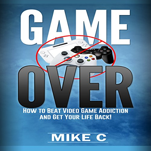 Game Over audiobook cover art