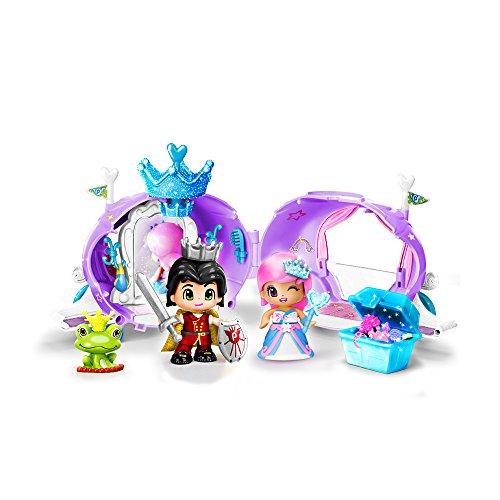 Pin y Pon - Carroza con Princesa y Príncipe , color/modelo surtido