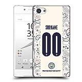 Head Case Designs Manchester City Man City FC Coutume Personnalisé Third 2020/21 Badge Kit Coque...