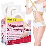 Parche adelgazante (50 unidades), adhesivo para pérdida de peso, adhesivo para quemar grasa abdominal, para moldear cintura, abdomen y glúteos
