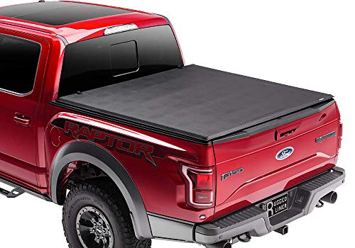 Rugged Liner Premium Soft Folding Truck Bed Tonneau Cover | FCCC515 | Fits 2015 - 2020 Chevrolet Colorado/GMC Canyon 5' Bed