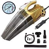 Car Vacuum - Pro Auto Corded Car Vacuum Cleaner High Power for Quick...