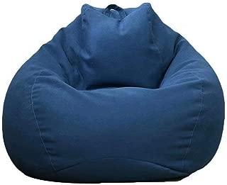 ビーズクッション 座布団 ソファー 豆袋 人をダメにするソファ なまけ者ソファー 伸縮 軽量 腰痛 低反発 取り外し可能